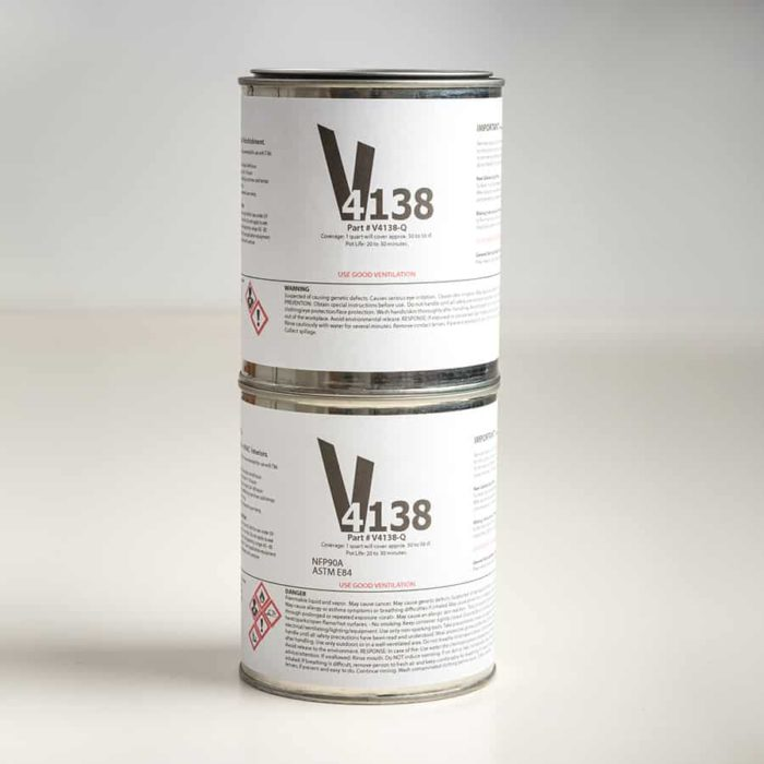 V4138 Part A&B Product Quart #V4138-Q