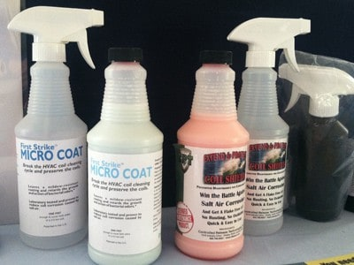 First Strike Micro Coat Products