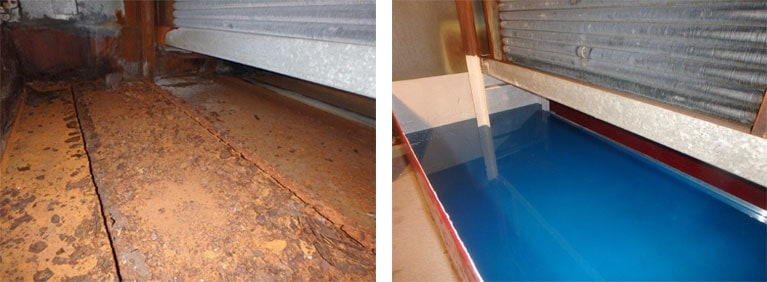 Pancrete Before and After