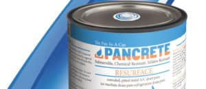 Pancrete Product Gallon