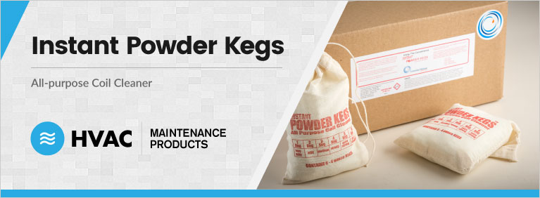 Instant Powder Kegs Product Banner