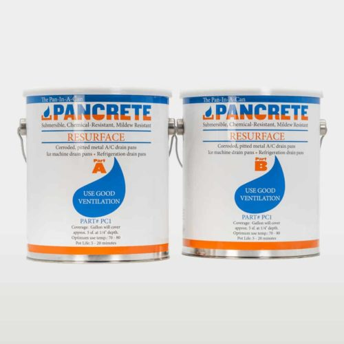 Pancrete Resurfacer