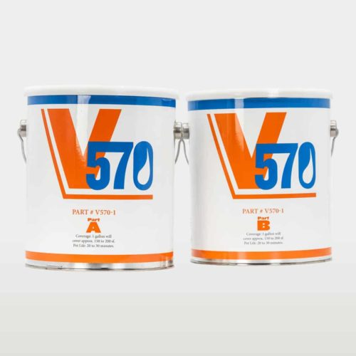 v570 Resurfacer for Vertical Surfaces